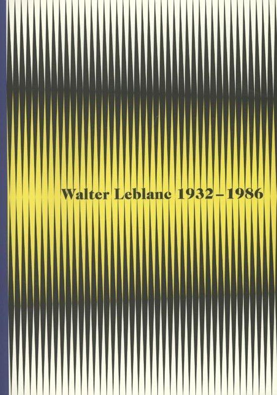 Walter Leblanc 1932 - 1986 - Nicole Leblanc |