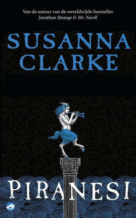 Piranesi - Susanna Clarke | Fthsonline.com
