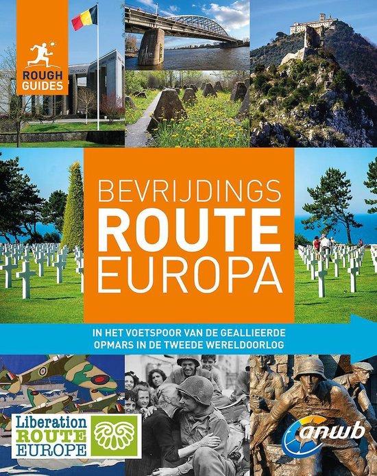 Bevrijdingsroute Europa - Nick Inman   Fthsonline.com