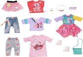 BABY born City Fashion Set Poppenkledingset 43 cm