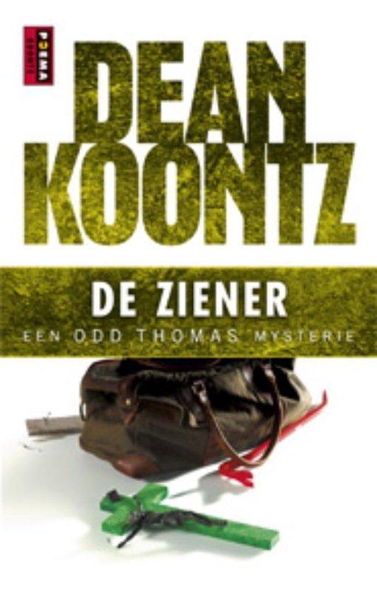 Boek cover De ziener van Dean R. Koontz (Paperback)