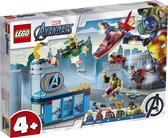 LEGO Marvel Avengers 4+ Wraak van Loki - 76152