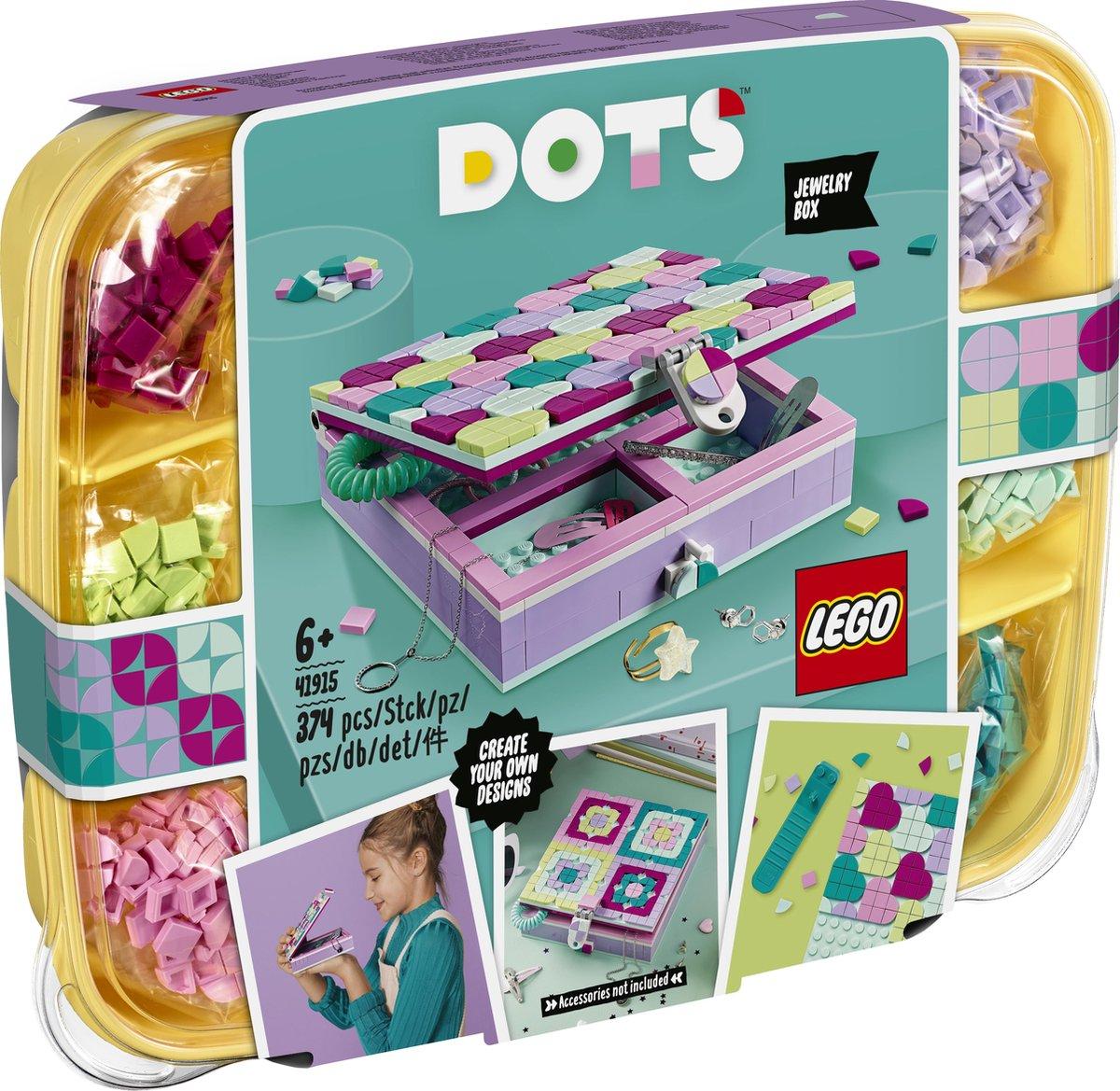 LEGO DOTS Sieradendoos - 41915