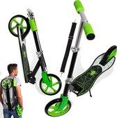 Spider Rockster Step Grote Wielen - Groen - 100kg - voor Kinderen en Volwassenen