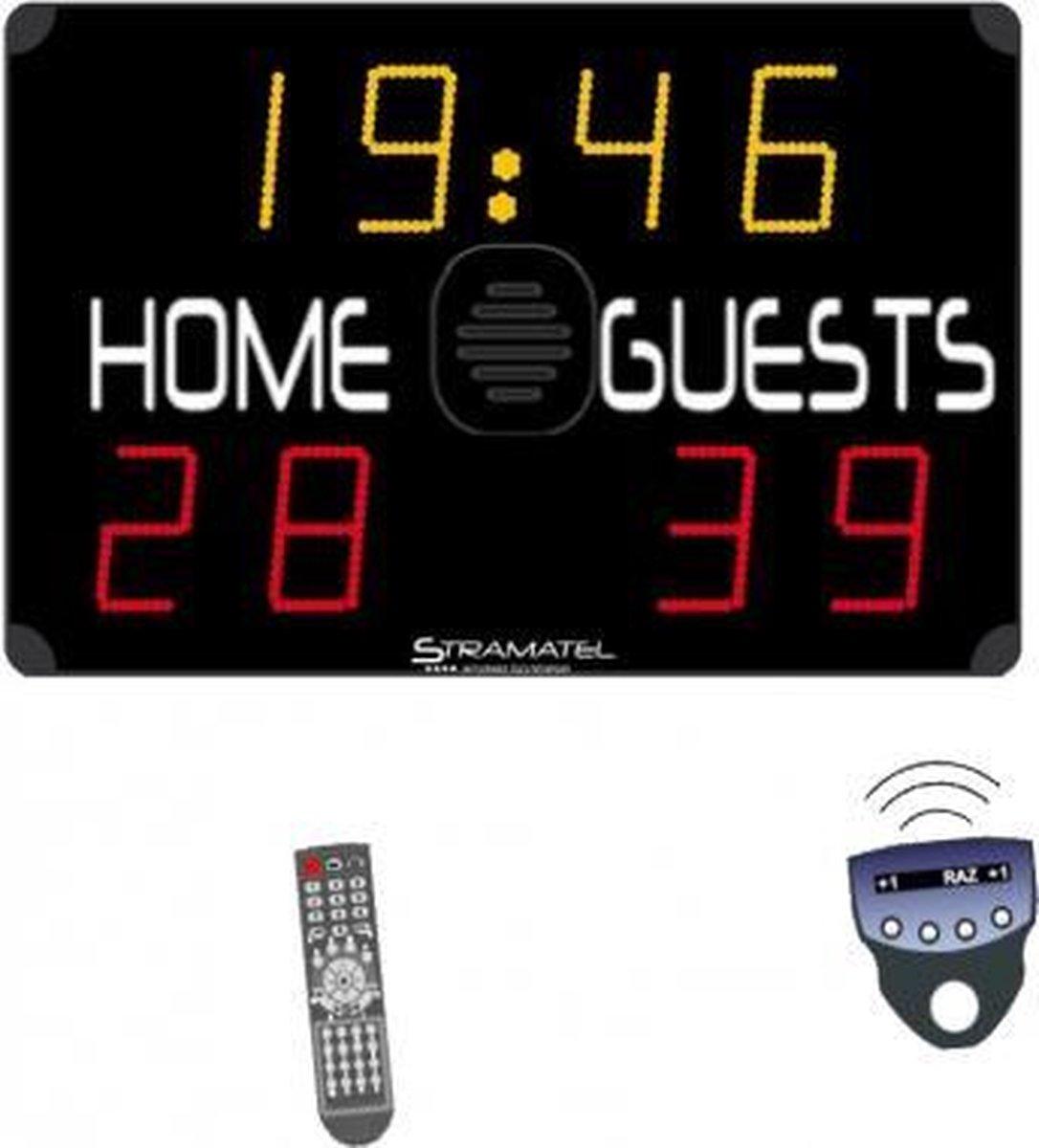 Taktisport Scorebord Multi Sports - Scorebord - Indoor