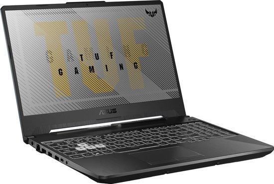 ASUS TUF Gaming FX506IV-BQ123T - Gaming Laptop - 15.6 inch