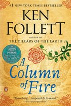 Boek cover A Column of Fire van Ken Follett (Onbekend)
