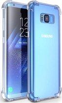 iMoshion Shockproof Case Samsung Galaxy S8 hoesje - Transparant