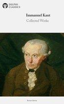 Delphi Works of Immanuel Kant (Illustrated)