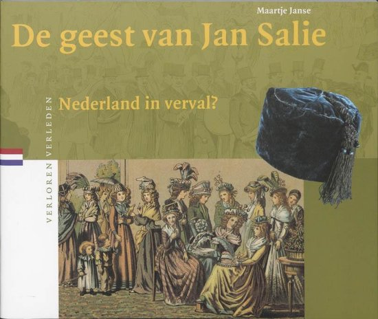 Verloren verleden 17 - De geest van Jan Salie - M. Janse |