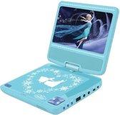 Lexibook Disney Frozen - portable DVD player - Blauw