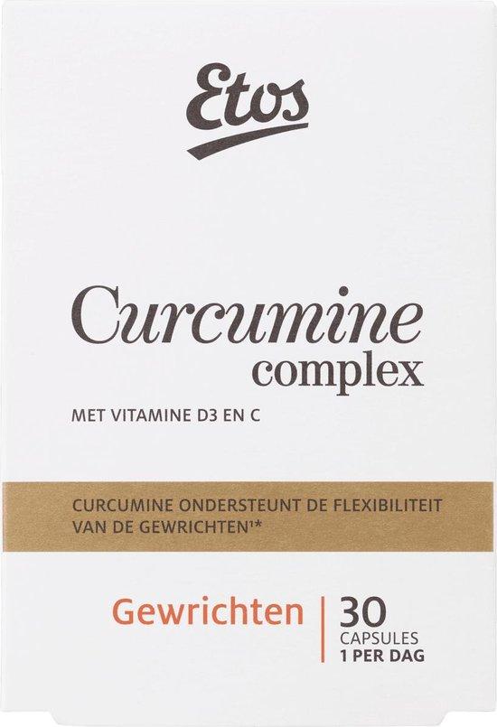 Etos Curcumine Complex - 30 capsules
