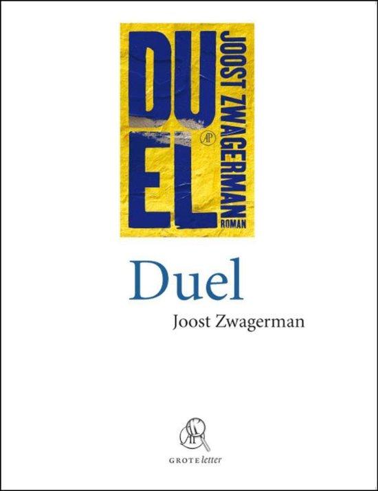 Duel (grote letter) - Joost Zwagerman  