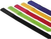 Hama Klittenband Kabelhouder - 5 stuks