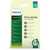 Philips VoiceTracer Speech Recognition Software  -  Recorder Edition, DVT2805, Talen: EN/F