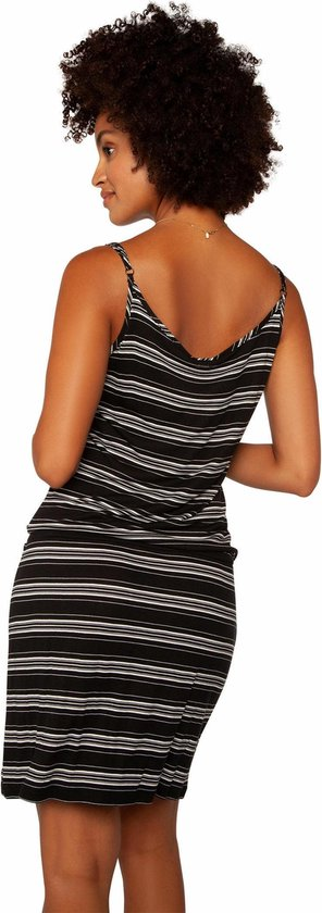BOUNTIES Women Jurk - True Black - Maat M/38