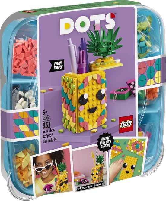LEGO DOTS Ananas Pennenbakje - 41906