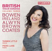 British Sonatas Vol.3