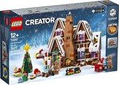 LEGO Creator Expert Peperkoekhuisje - 10267