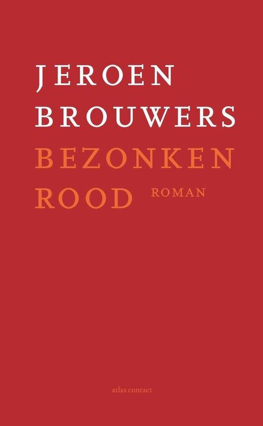 Bezonken rood - Jeroen Brouwers |