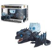 Pop Game of Thrones Night King on Dragon Vinyl Figure