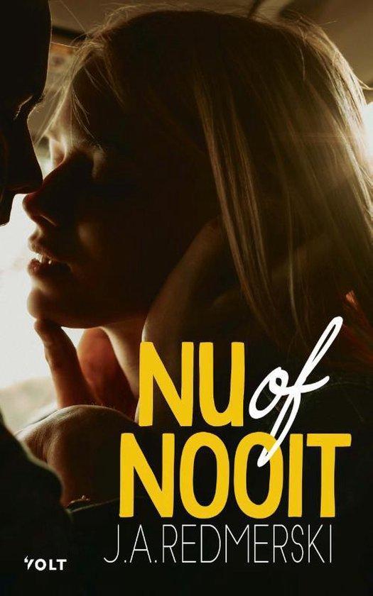 Boek cover Nu of nooit van J.A. Redmerski (Paperback)