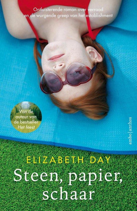 Steen, papier, schaar - Elizabeth Day pdf epub