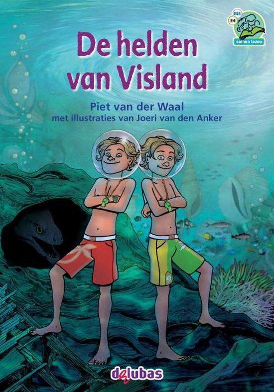 Samenleesboeken - De helden van Visland - Piet van der Waal |