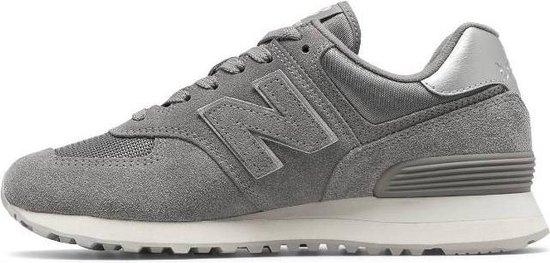 bol.com   New Balance WL574MMS grijs sneakers dames (779401 ...