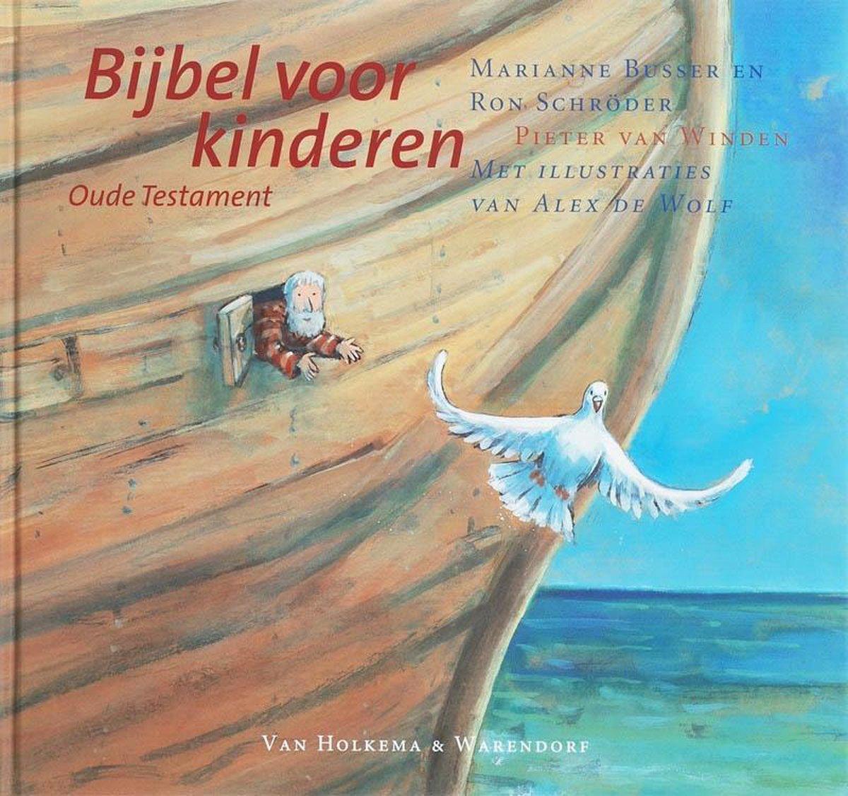 Wonderbaar bol.com | Bijbel Voor Kinderen Oude Testament & Nieuwe Testament QM-67