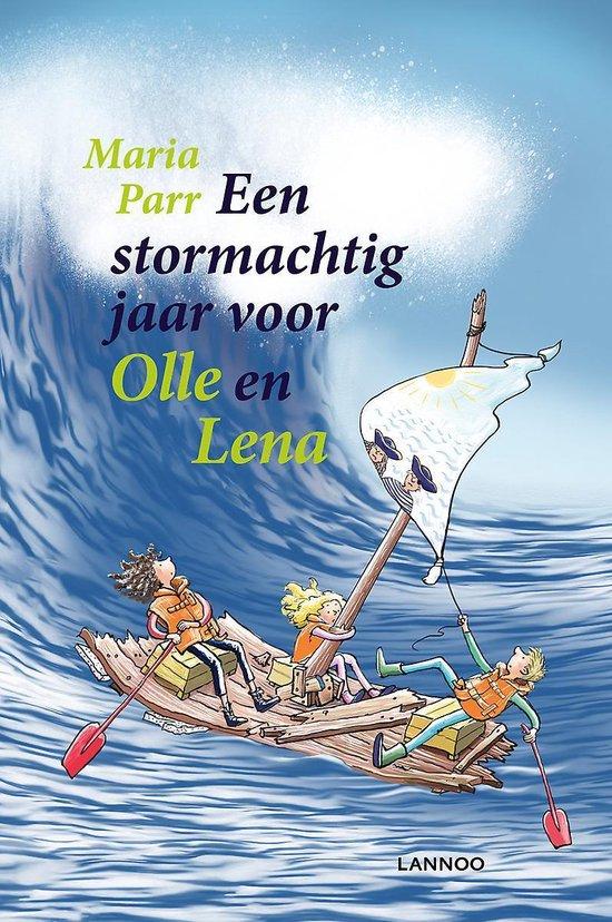 Een stormachtig jaar voor Olle en Lena - Maria Parr |
