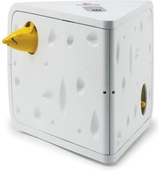 FroliCat Cheese - Automatische Kattenplager - Kattenspeelgoed