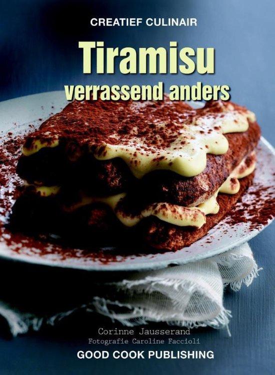 Creatief Culinair - Tiramisu - Corinne Jausserand |