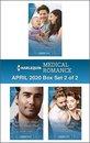 Harlequin Medical Romance April 2020 - Box Set 2 of 2