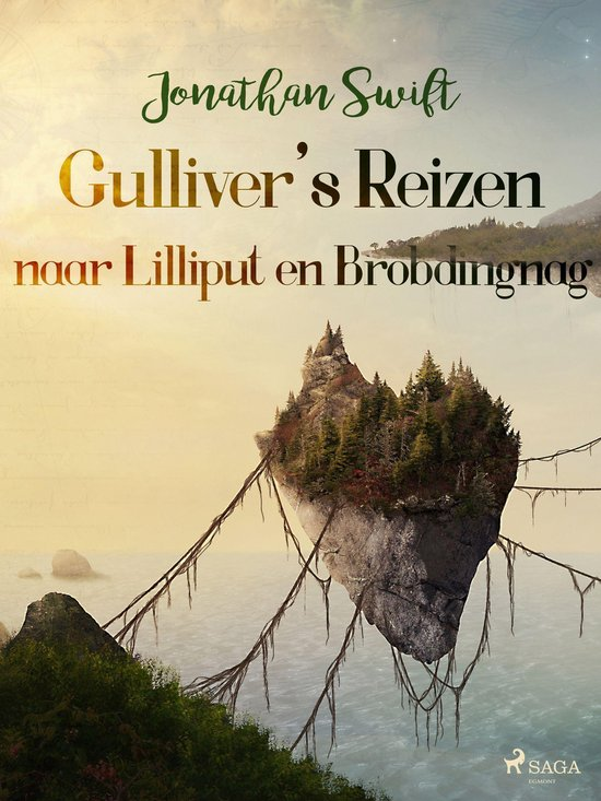 Gulliver's Reizen naar Lilliput en Brobdingnag - Jonathan Swift pdf epub