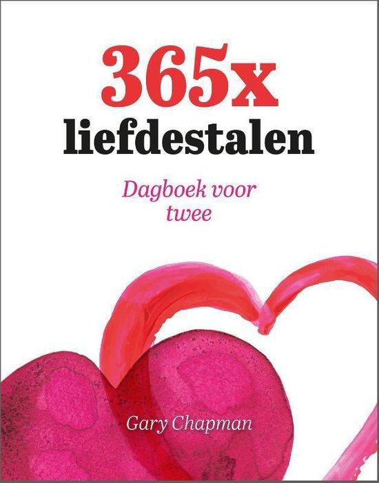 365x liefdestalen - Gary Chapman | Fthsonline.com