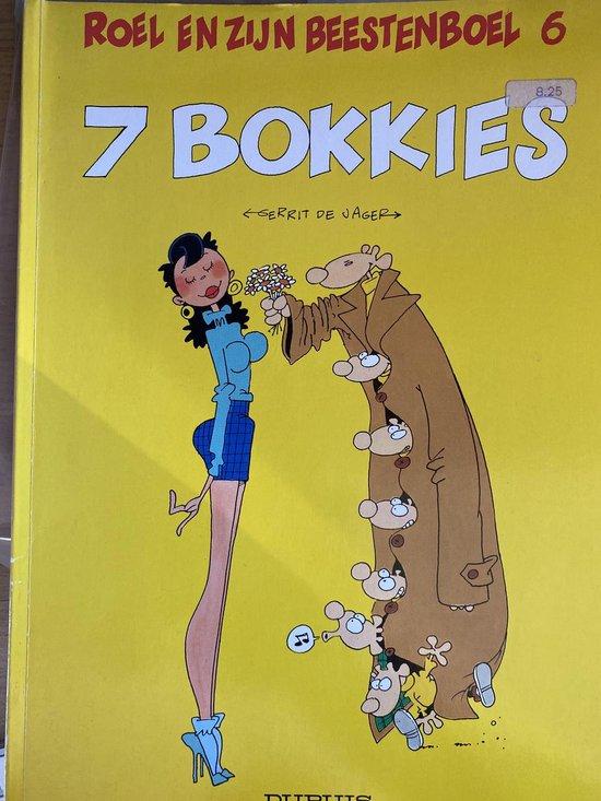 7 bokkies - Gerrit de Jager  