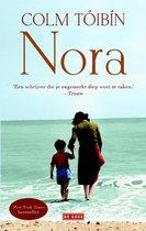 Boek cover Nora van Onbekend