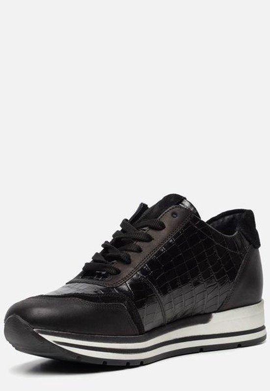 Linea Zeta Sneakers Zwart - Maat 36 jsZhoT