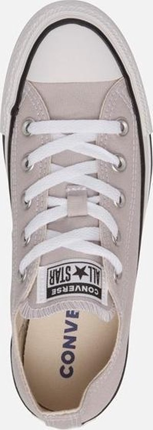 Converse Chuck Taylor All Star Low Top Ox Sneakers Beige - Maat 35 E6R14S