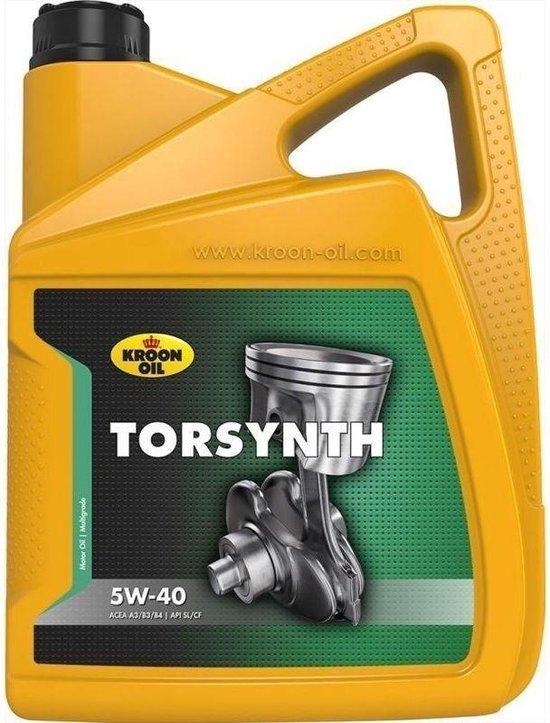 Kroon-Oil Torsynth 5W-30 - 34452 | 5 L can / bus