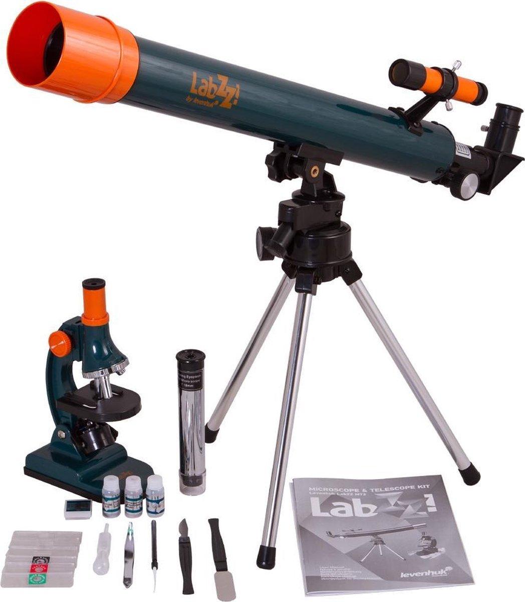 Levenhuk LabZZ MT2 Microscoop & Telescoop Kit