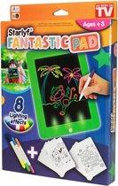 Starlyf Fantastic Pad met Platen en 3 Stiften