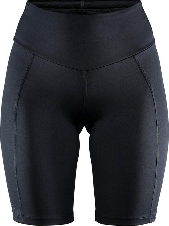 Craft Adv Essence Short Tights W Sportbroek Dames - Black
