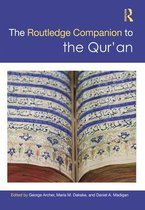 Omslag The Routledge Companion to the Qur'an