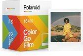 Polaroid Color Go Film Doublepack - Instant fotopapier -  2x8 stuks