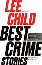 Omslag Best Crime Stories of the Year: 2021