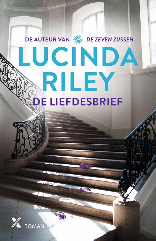 Boek cover De liefdesbrief van Lucinda Riley (Onbekend)