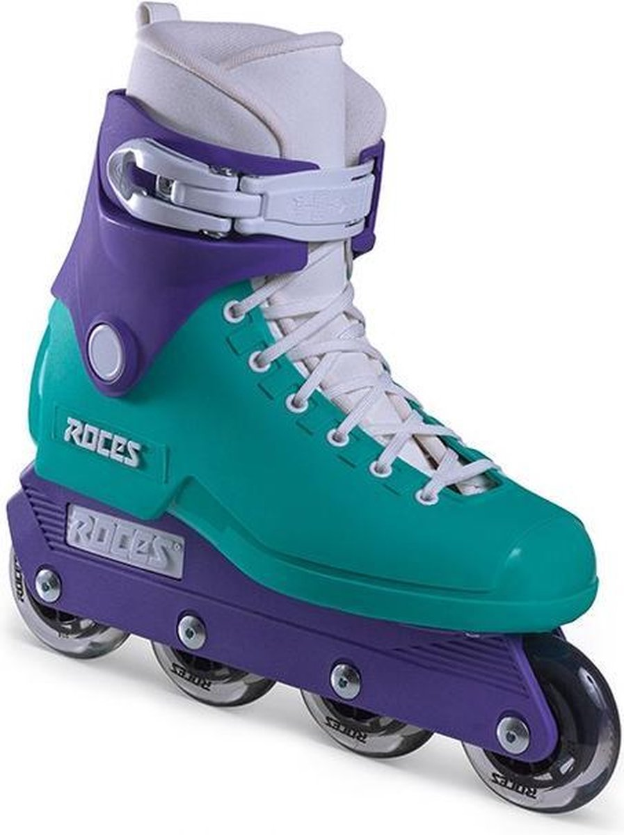 ROCES 1992 Skates Unisex - 47 - Groen/Paars