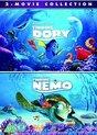 Finding Dory/finding Nemo